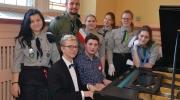 100-lecie powrotu Leszna do macierzy - widowisko (4)