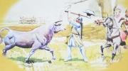 Rycerz Wieniawa, wiosna 966 rok