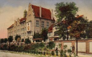 Budynek 1910 rok